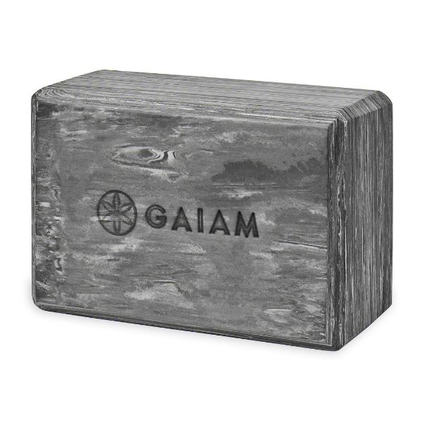 Gaiam Blok na jogu GRANITE
