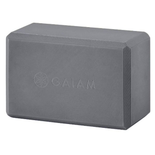 Gaiam Blok na jogu GRAY