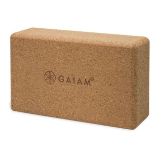 Gaiam Blok na jogu CORK